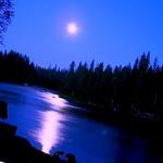 Ночь светла ноты