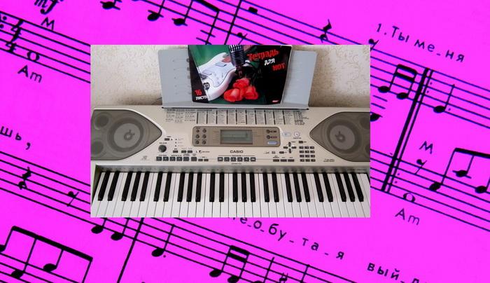 Ноты для фортепиано, ноты бесплатно