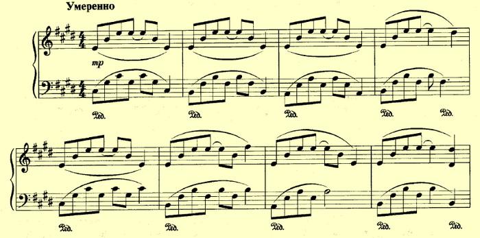 Титаник ноты